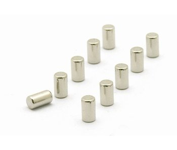 Magneet Set 'Magnum' (zilver)