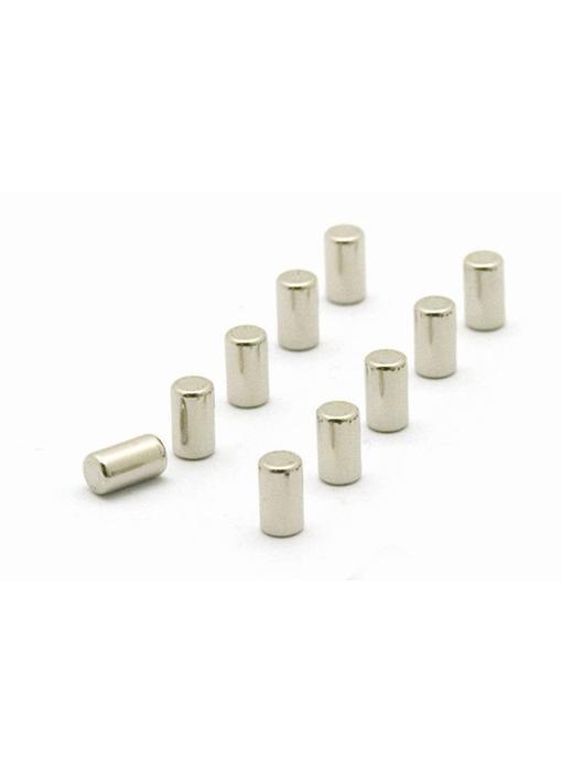 Magnets 'Magnum' (silver)