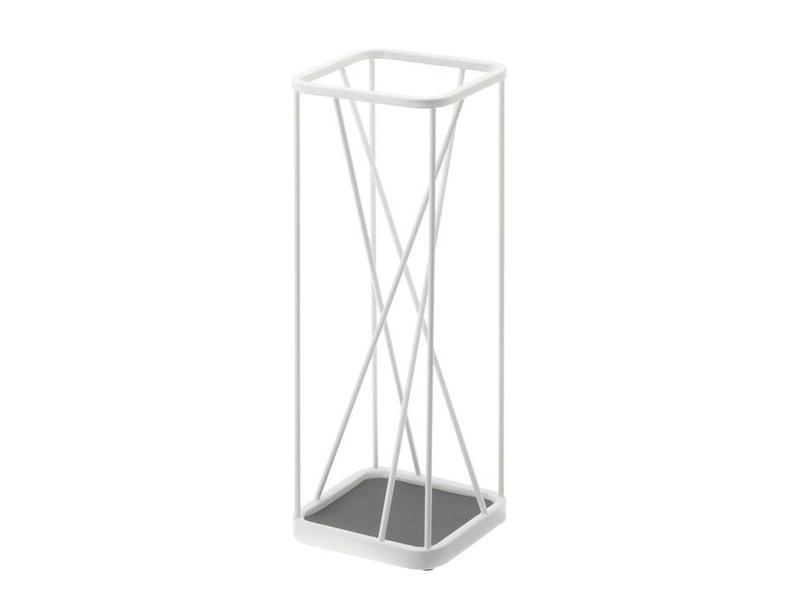 Yamazaki  Umbrella Stand '9 Square' (white)