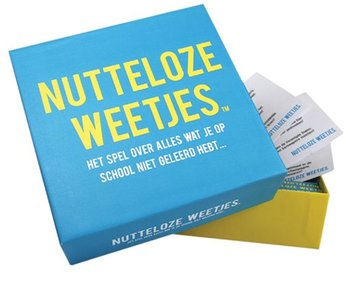 Party Game 'Nutteloze Weetjes'