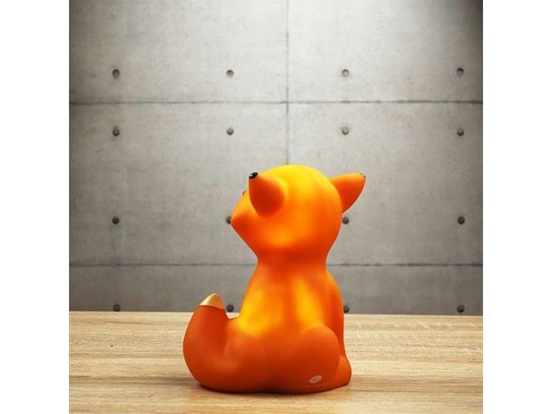 Veilleuse Led 'Cesar Fox' (orange)