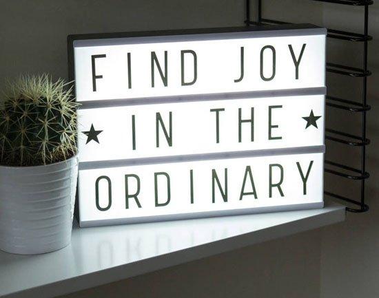 LightBox: le cadeau parfait qui rend tout le monde heureux!