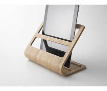 Tablet & Remote Rack 'Rin' (nature)