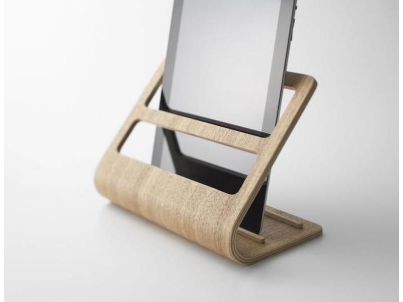 Yamazaki  Tablet & Remote Rack 'Rin' (nature)