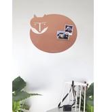 Wonderwall Magneetbord 'Vos'