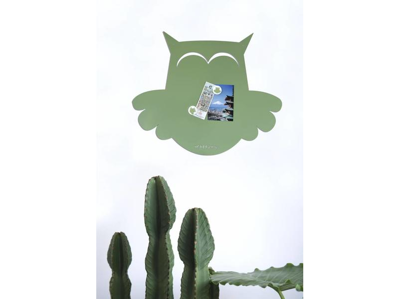 Wonderwall Magnetic Board 'Owl'