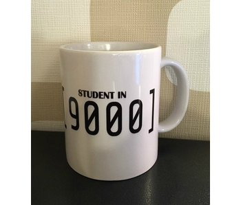 Beker 'Student in 9000'