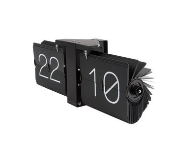 Flip Clock 'No Case' (noir/noir mat)