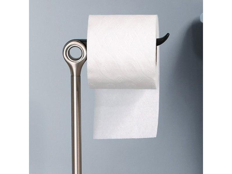 Decoratie badkamer: wc rolhouder tucan umbra axeswar design