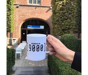 Mug 'Student in 9000'