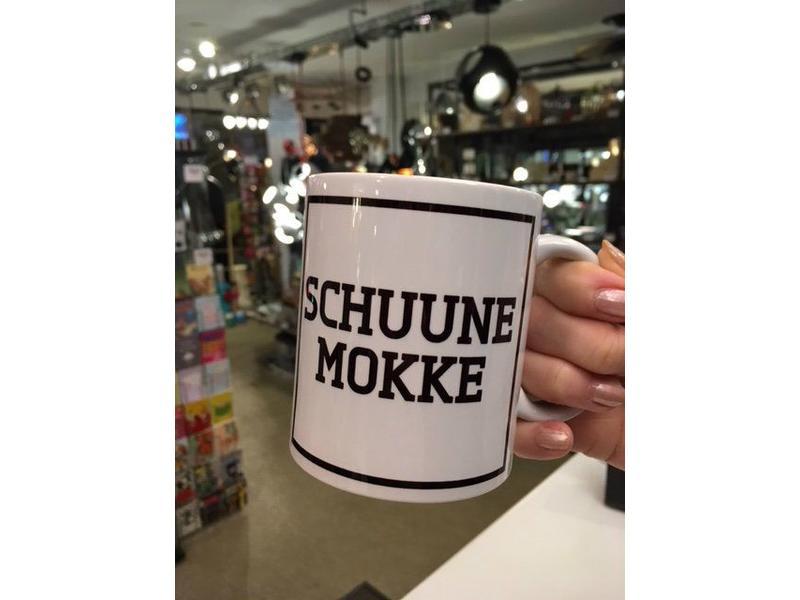 Urban Merch Tasse 'Schuune Mokke'
