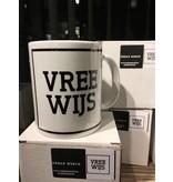 Urban Merch Mug 'Vree wijs'