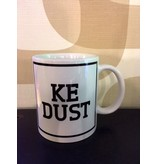 Urban Merch Mug 'Ke Dust'
