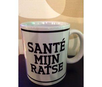 Mug 'Santé Mijn Ratse'