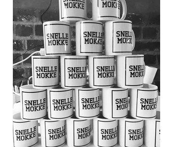 Mug 'Snelle Mokke'