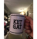Urban Merch Mug 'Ket Gat'