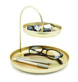 Umbra Accessory Tray 'Poise' (gold)