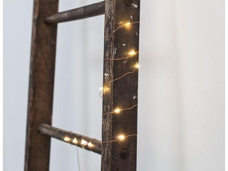 Kikkerland String Lights Copper
