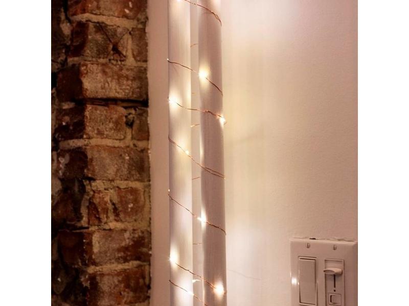 Kikkerland Lampjessnoer Koper