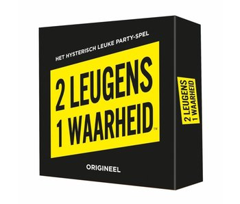 Party Game '2 Leugens 1 Waarheid'