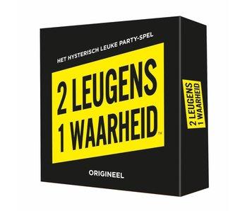 Party Game '2 Leugens 1 Waarheid'