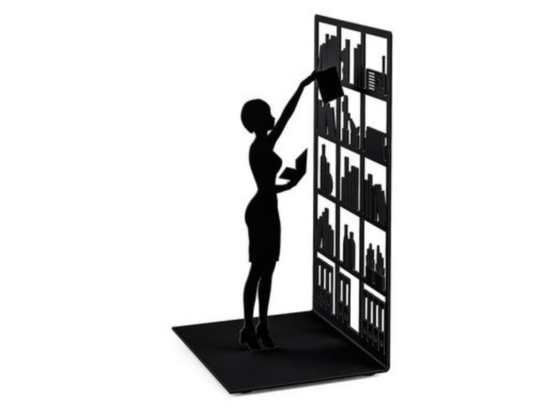 Balvi Serre-Livres 'The Library'