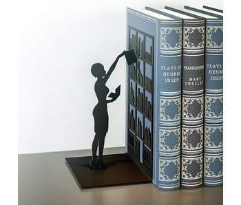 Bookend 'The Library'