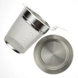 RVS Theefilter voor in glas of beker