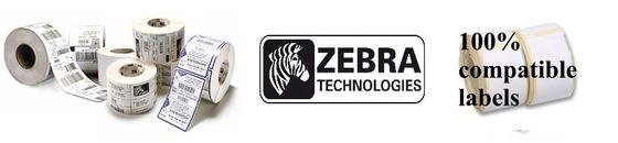 Zebra Compatibel labels