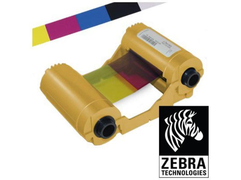 Zebra Ix color ribbon (inktlint) YMCKO 800033-840