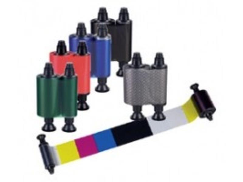 Evolis kleuren inktlint YMCKO-K