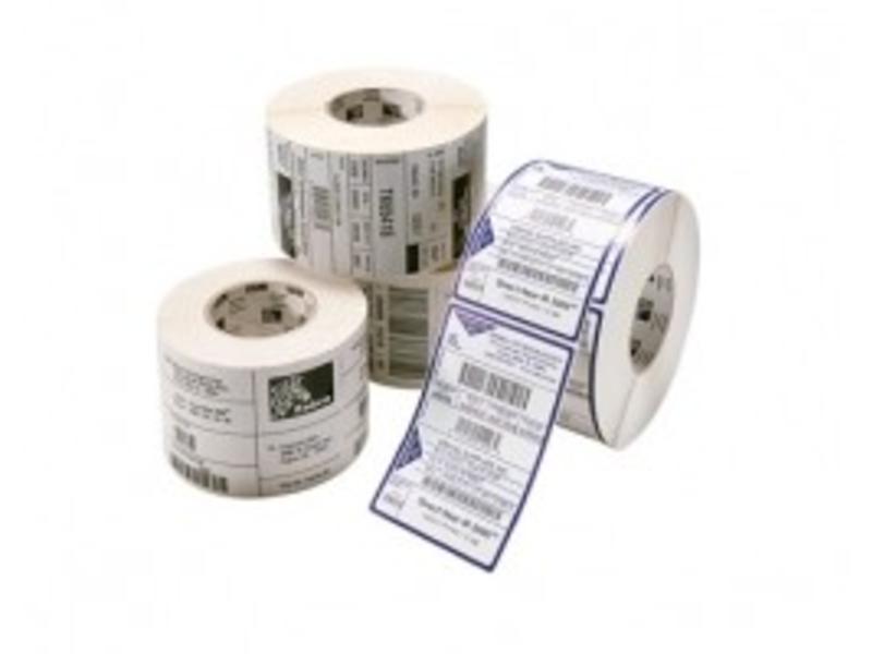 Zebra Z-Select 2000T, labelrol, normaal papier, 76x25mm