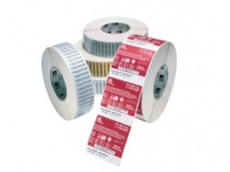 Honeywell Duratherm II Paper, labelrol, thermisch papier, 38,1x25,4mm, geel