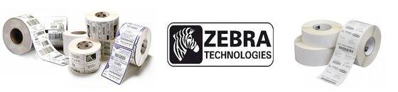 Zebra etiketten