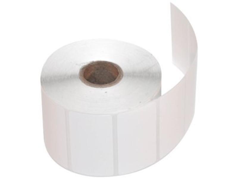 5 rollen - 25 x 12 mm - Thermal Eco- verwijderbaar (4.500 per rol)