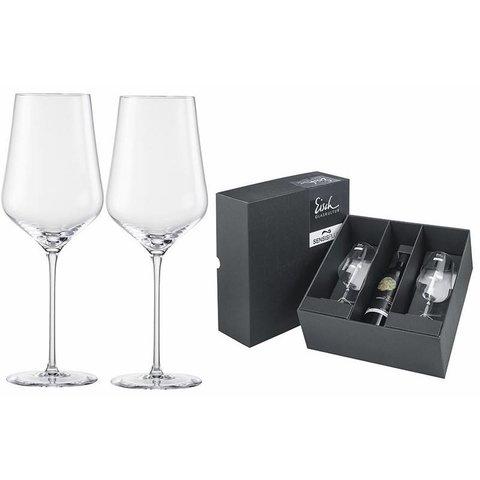 Eisch Glas Bordeaux Sky SensisPlus - 2 Stück im Geschenkkarton Cuvée