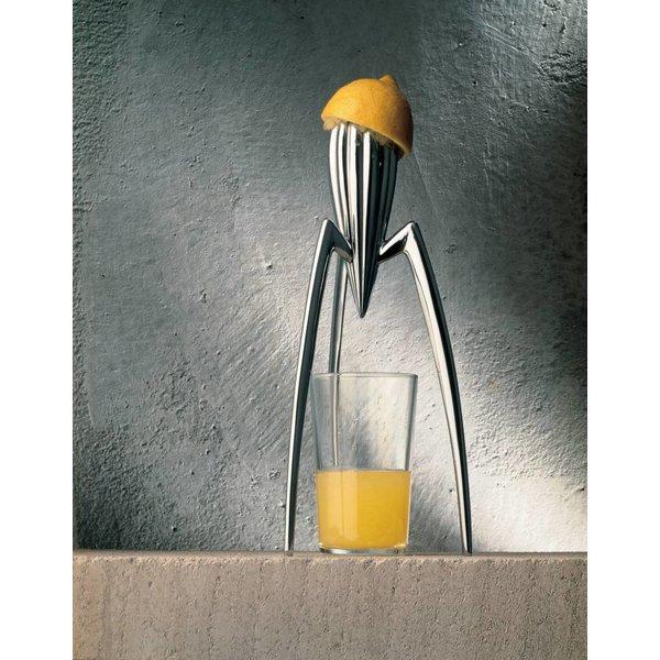 ALESSI ALESSI Zitronenpresse Juicy Salif  aus Gussaluminium glänzend poliert.