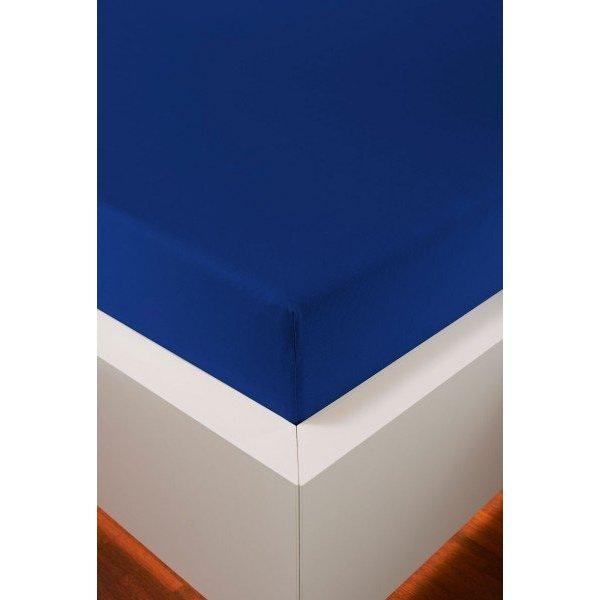 edbf65f8175ba0 bellana® de Luxe Spannbetttuch/Fixleintuch Jersey mit Elastan, samtweich  royal
