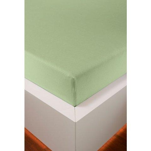 bellana® de Luxe Spannbetttuch/Fixleintuch Jersey mit Elastan, samtweich lind