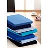 bellana® de Luxe Spannbetttuch/Fixleintuch Jersey mit Elastan, samtweich hellblau