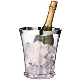 EDZARD Edle Champagner Kühler, Weinkühler Reuben H 22 cm