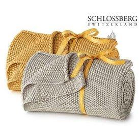 SCHLOSSBERG Schlossberg Tagesdecke / Plaid NAP 140 x 200 cm