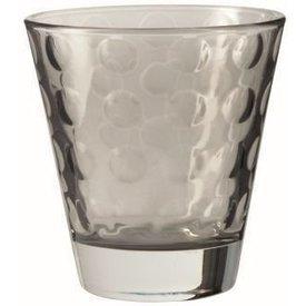 LEONARDO Leonardo Glas Optic basalto 6er-Set