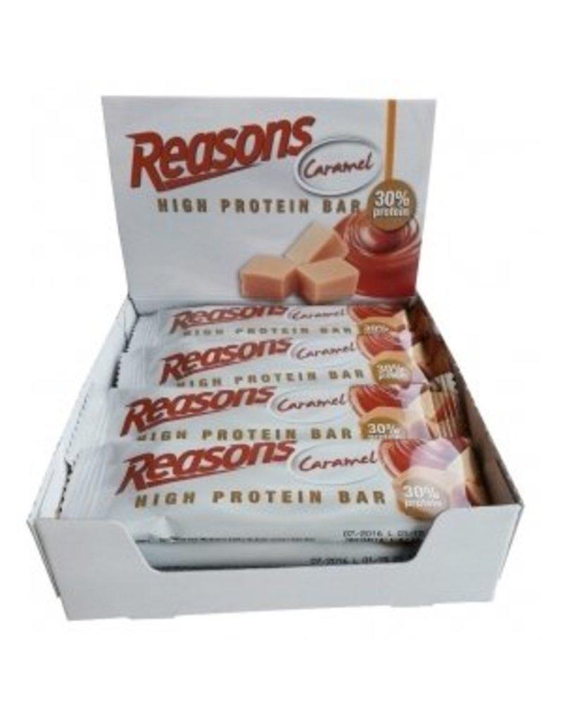 Reasons High Protein Bar Caramel