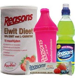 6 Wochen Schritt 2 Protein-Diät-Paket