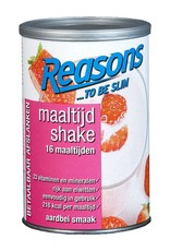 Reasons Maaltijd Shake Aardbei
