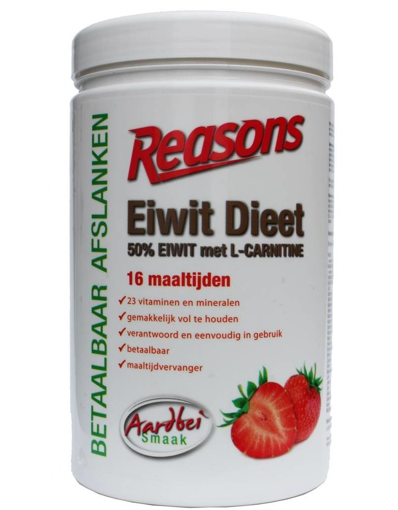Protein-Diät Erdbeere
