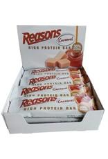 12x Reasons High Protein Bar Caramel