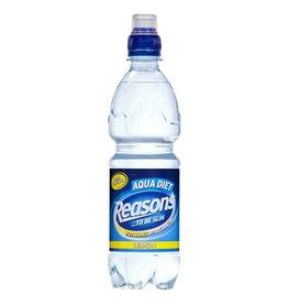 12x 500ml Reasons Aqua Diet Lemon