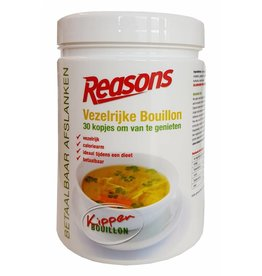 Reasons Vezelrijke Bouillon kippen